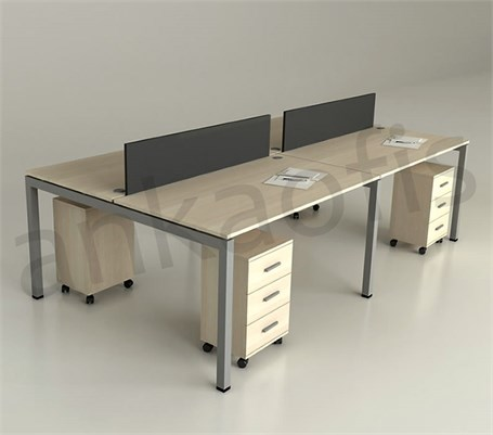 KR04 Karem Office Workstation