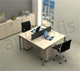 KR02 Karem Office Desk